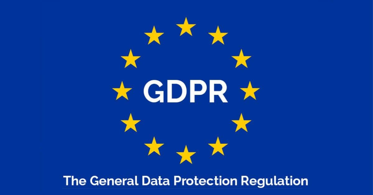 GDPR laws in EU require companies to be compliant